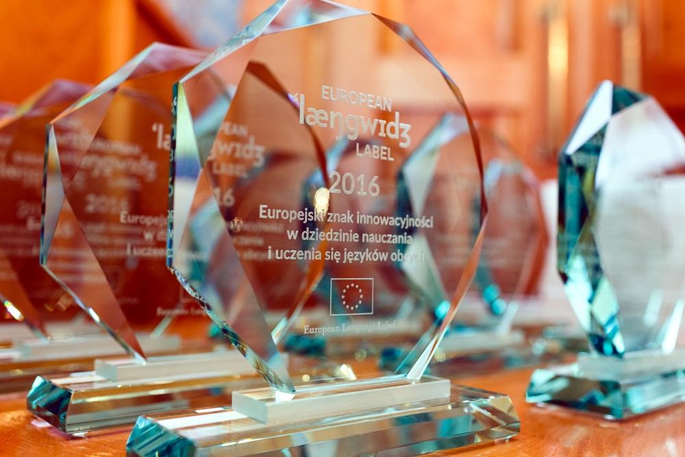 "Program ""English Teaching"" z nagrodą European Language Label"