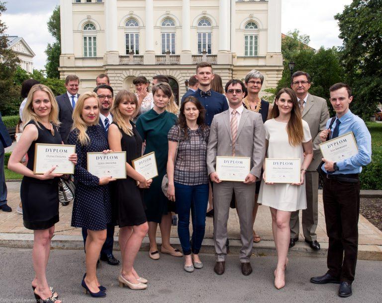 Tegoroczni Kirklandyści odebrali dyplomy