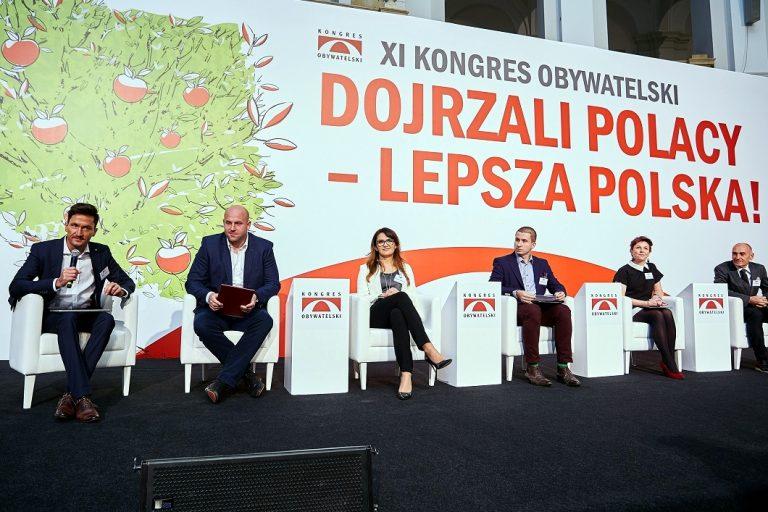 """""""Lokalne Partnerstwa PAFW"""" na XI Kongresie Obywatelskim"""
