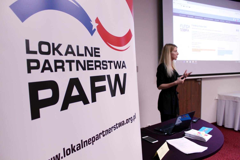 Nowe Lokalne Partnerstwa PAFW