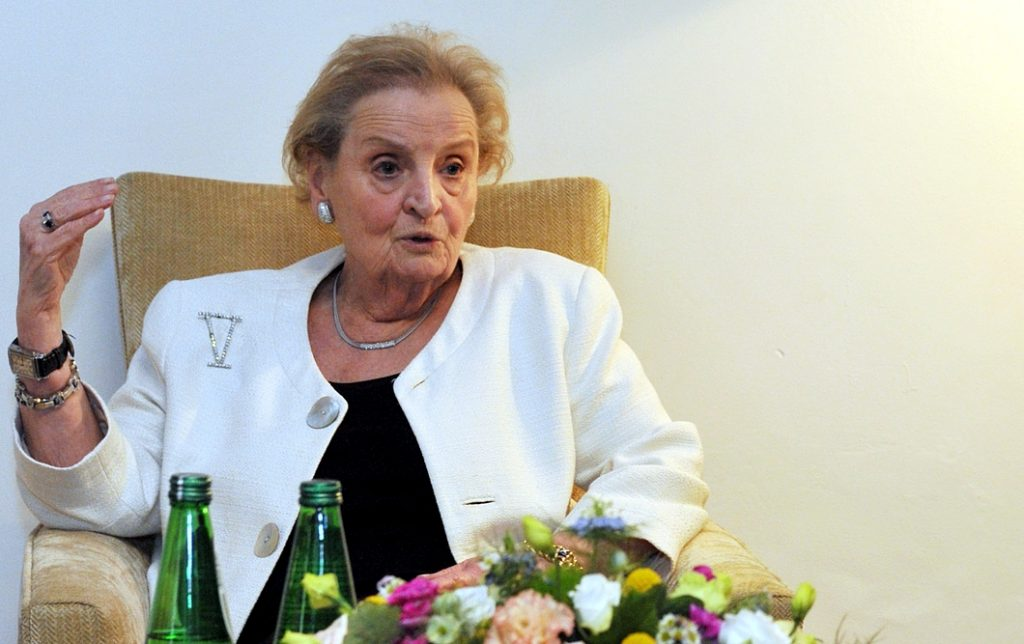 Madeleine Albright gościem czwartej edycji WEASA