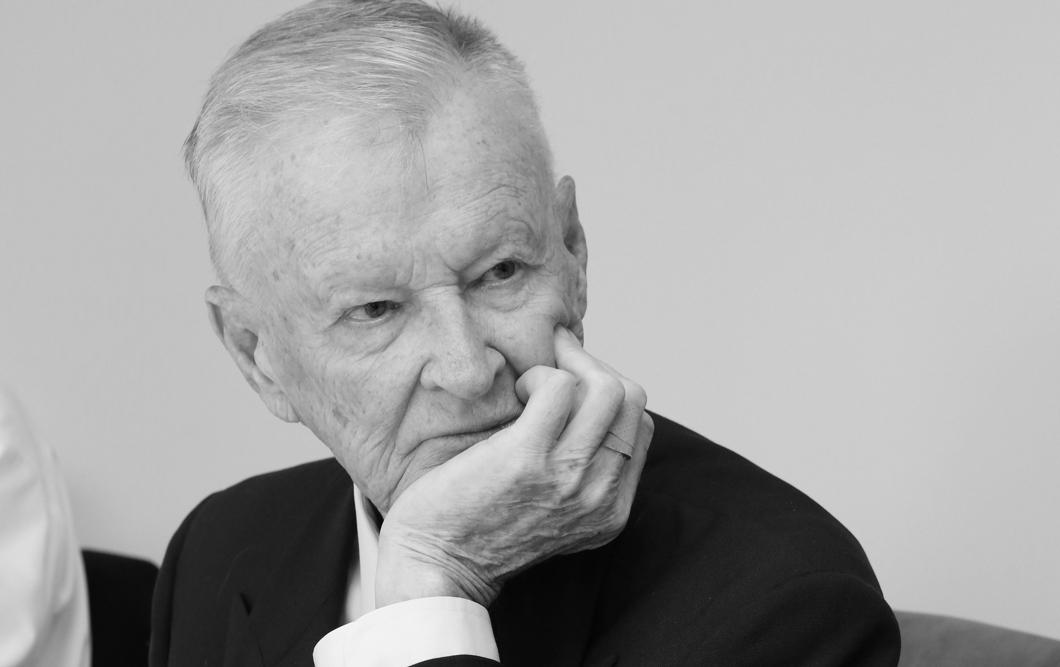 Profesor Zbigniew Brzeziński 1928-2017