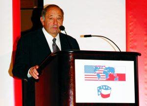 Robert G. Faris, Prezes Polsko-Amerykańskiego Funduszu Przedsiębiorczości
