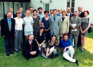Spotkanie z Realizatorami Programów, czerwiec 2000