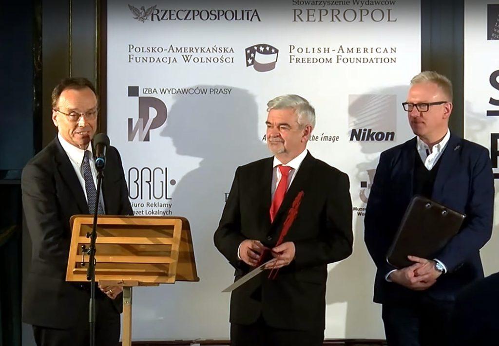 """""""Gazeta Jarocińska"""" laureatem Nagrody im. Bolesława Wierzbiańskiego"""