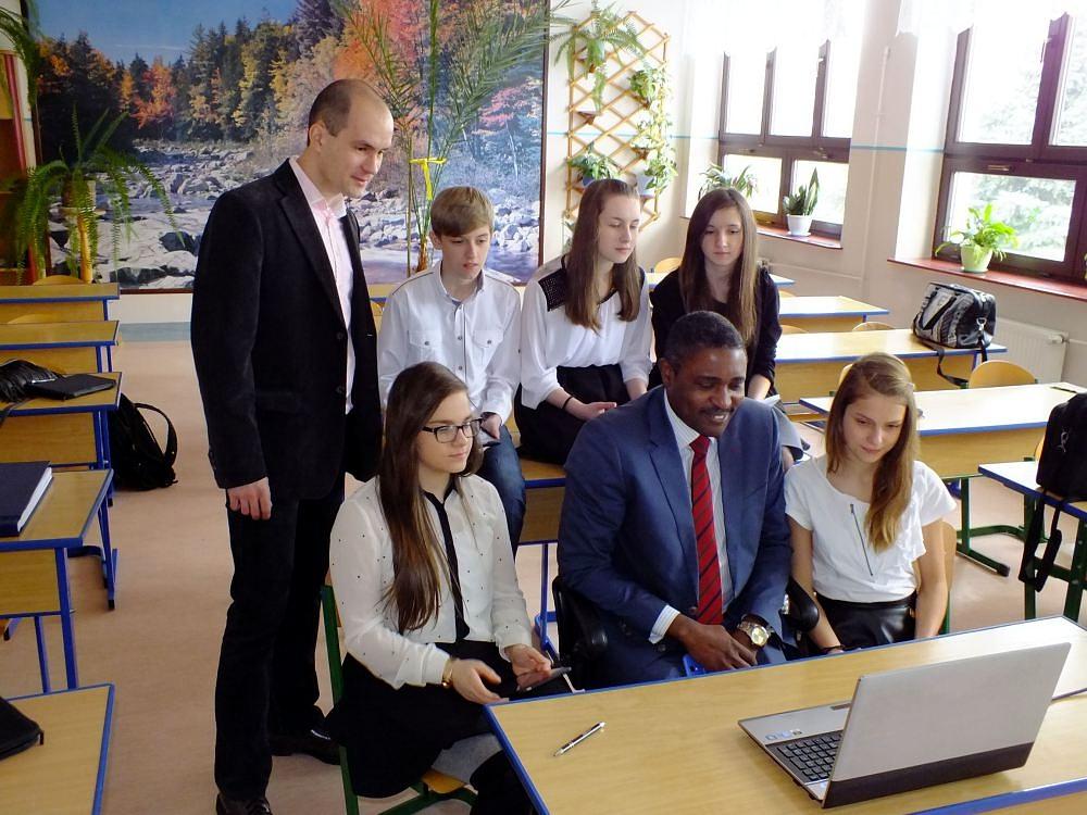 Projekt Ambasadora English Teaching nagrodzony w konkursie European Language Label