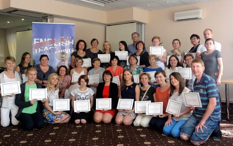 Letni obóz językowy dla nauczycieli angielskiego
