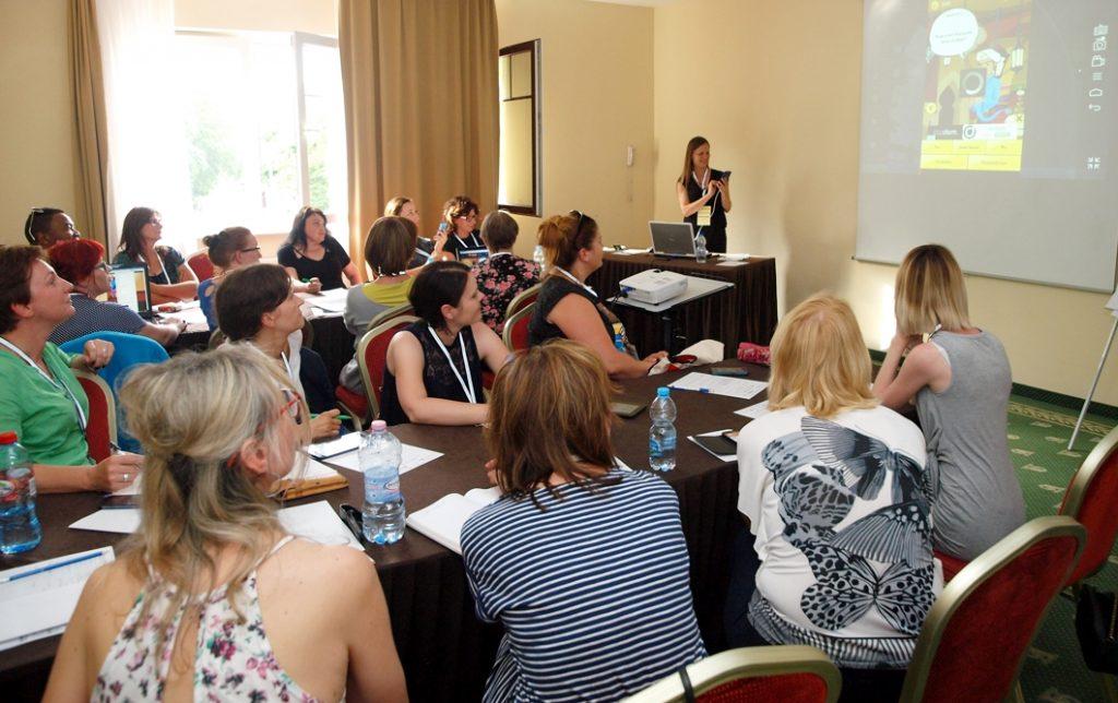 Trzynaste spotkanie English Teaching Market