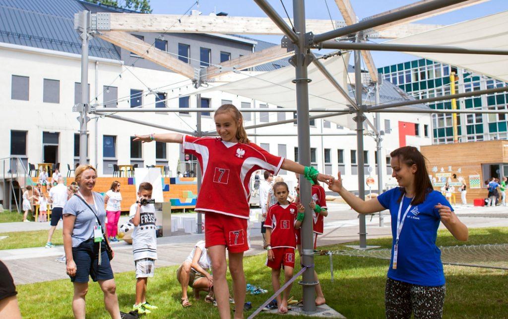 Szkoły z klasą spotkały się na festiwalu w Warszawie