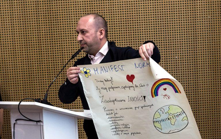 """Lider PAFW laureatem Nagrody im. Ireny Sendlerowej """"Za Naprawianie Świata"""""""