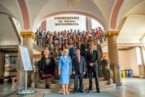 Inauguracja XVI edycji Programu Kirklanda