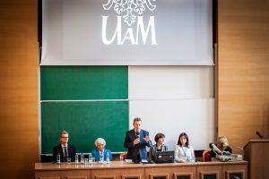 Prof. dr hab. Jacek Witkoś, inauguracja XVI edycji Programu Kirklanda