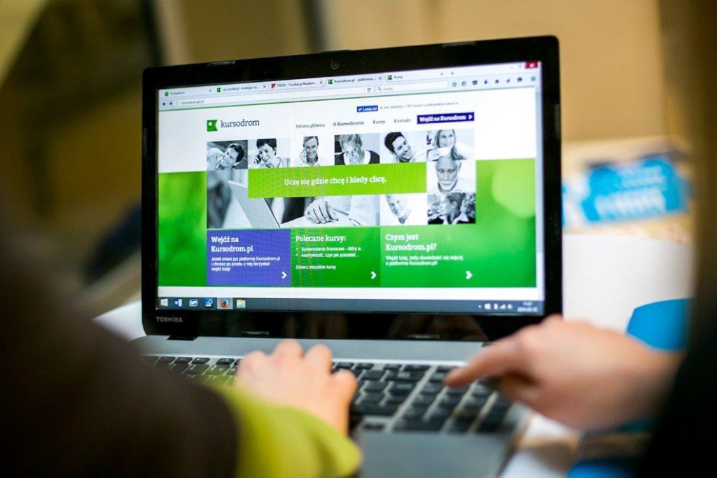 Ruszyła platforma e-learningowa kursodrom.pl