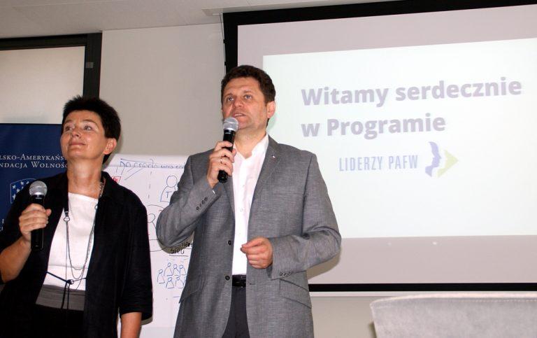 """Inauguracja X edycji programu """"Liderzy PAFW"""""""