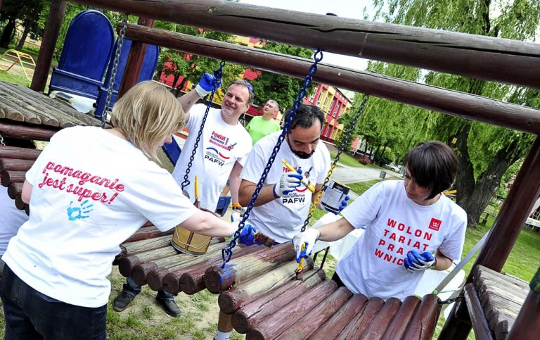 Pracowite i inspirujące lato za nami – czyli warsztaty dla lokalnych partnerstw PAFW