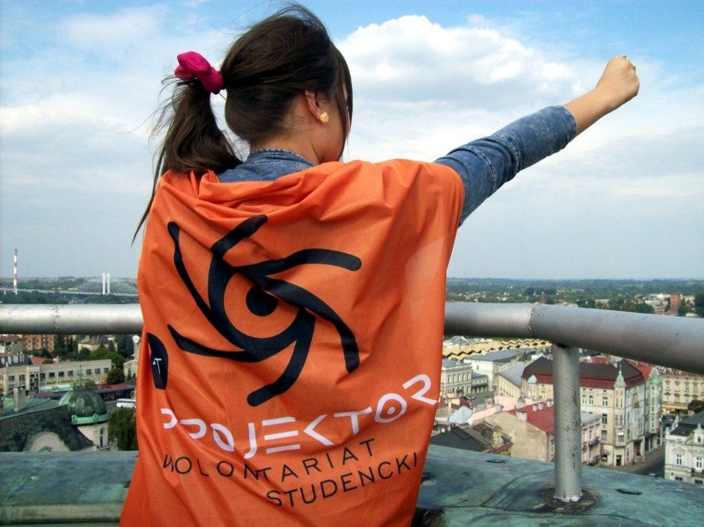 PROJEKTOR-wolontariat studencki