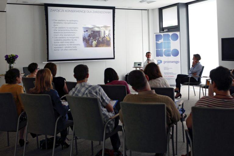 Menedżerowie NGO spotkali się po raz siódmy w Warszawie