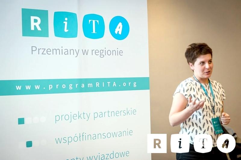 """RITA"" konkurs grantowy – projekty partnerskie"