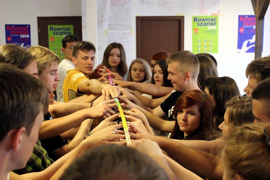 """Ogólnopolski Konkurs Grantowy """"Równać Szanse 2018"""""""