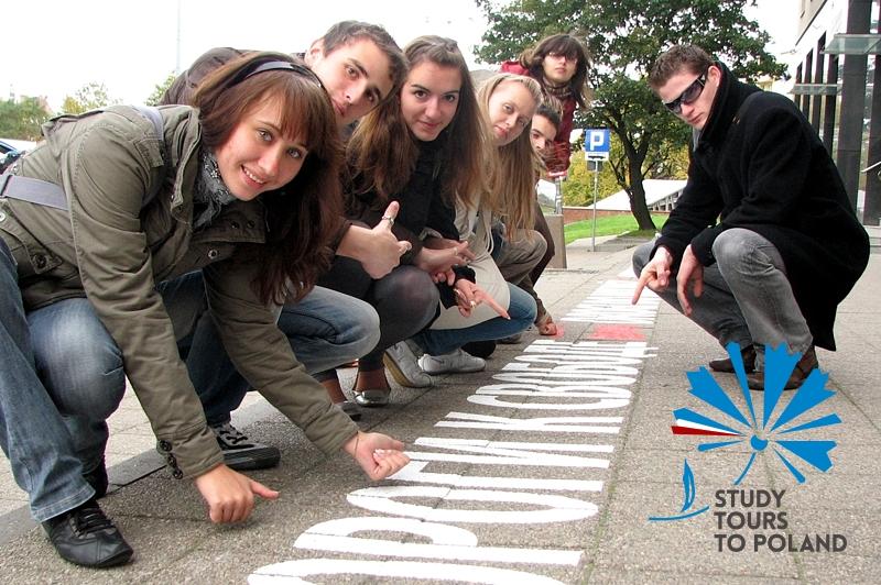"""""""Poznaj Polskę"""" – wizyty studyjne dla studentów"""