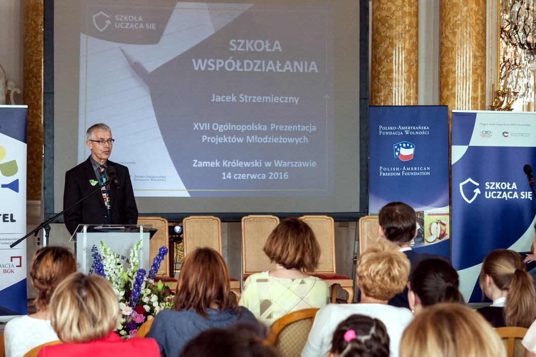 Ogólnopolska Konferencja Szkół Uczących Się