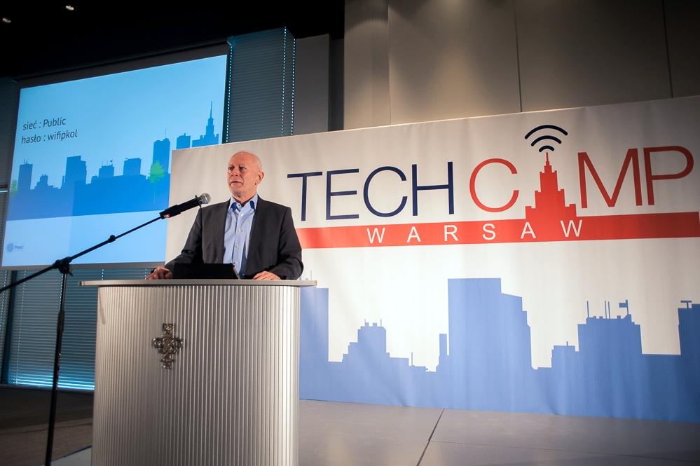 Polska edycja konferencji TechCamp zakończona