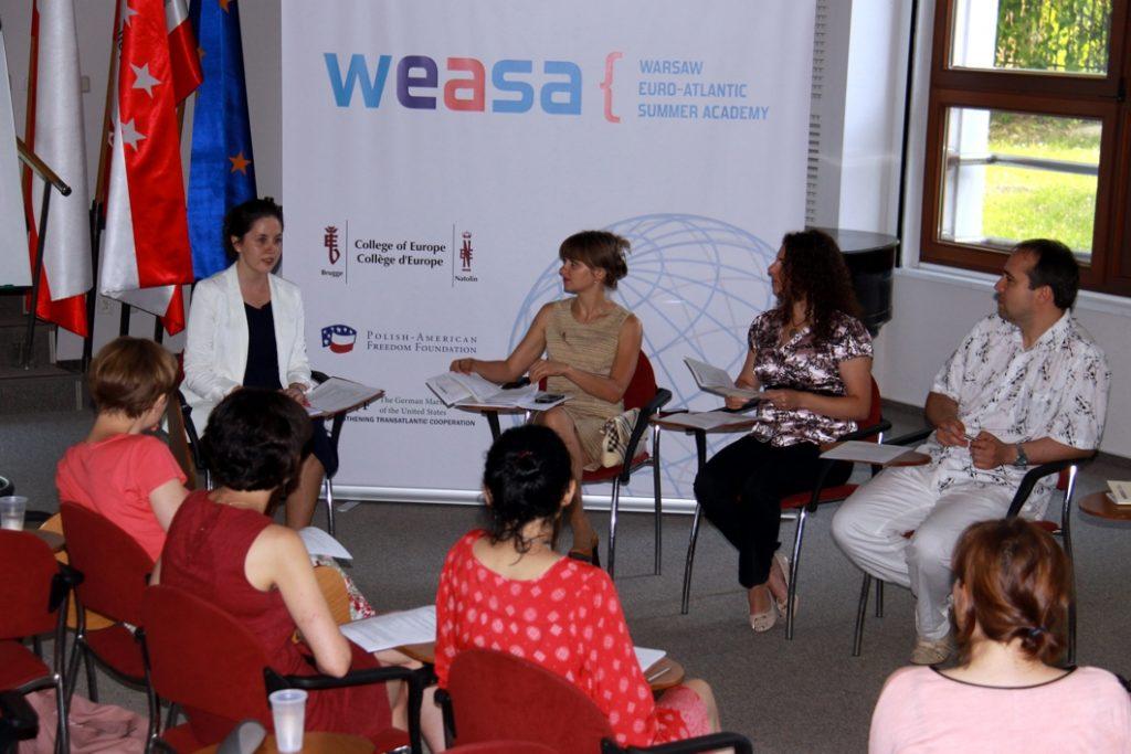 Warszawska Letnia Akademia Euroatlantycka