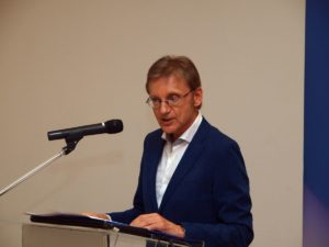 Jerzy Koźmiński, English Teaching Market 2017