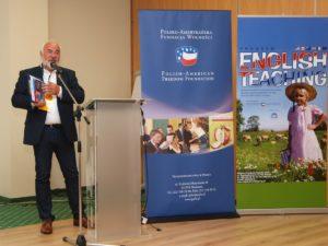 Krzysztof Margol, Nidzicka Fundacja Rozwoju Nida, English Teaching Market 2017