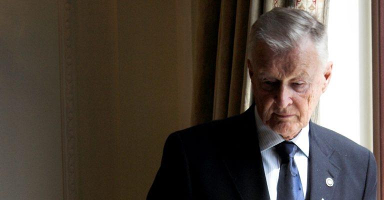 Profesor Zbigniew Brzeziński 2000-2017