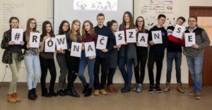 """""""Równać Szanse"""" – rusza Regionalny Konkurs Grantowy"""