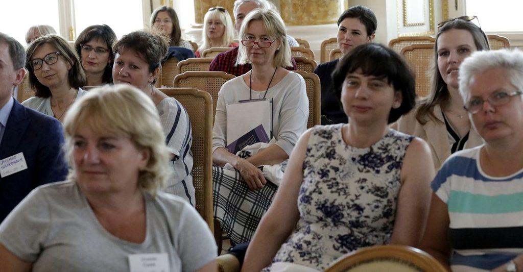 """""""Ok zeszyt"""" – konferencja """"SUS"""" dla dyrektorów szkół"""