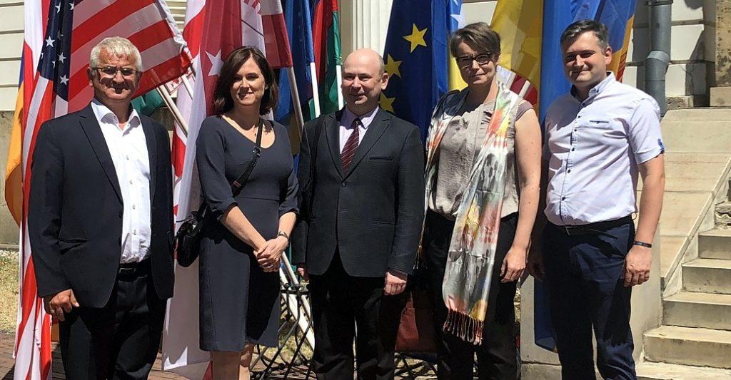 Inauguracja VI edycji Warszawskiej Letniej Akademii Euro-Atlantyckiej