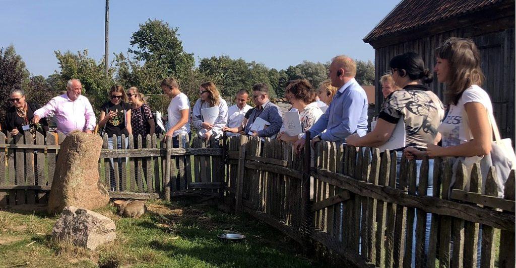 Ukraińskie NGOs z wizytą w Polsce