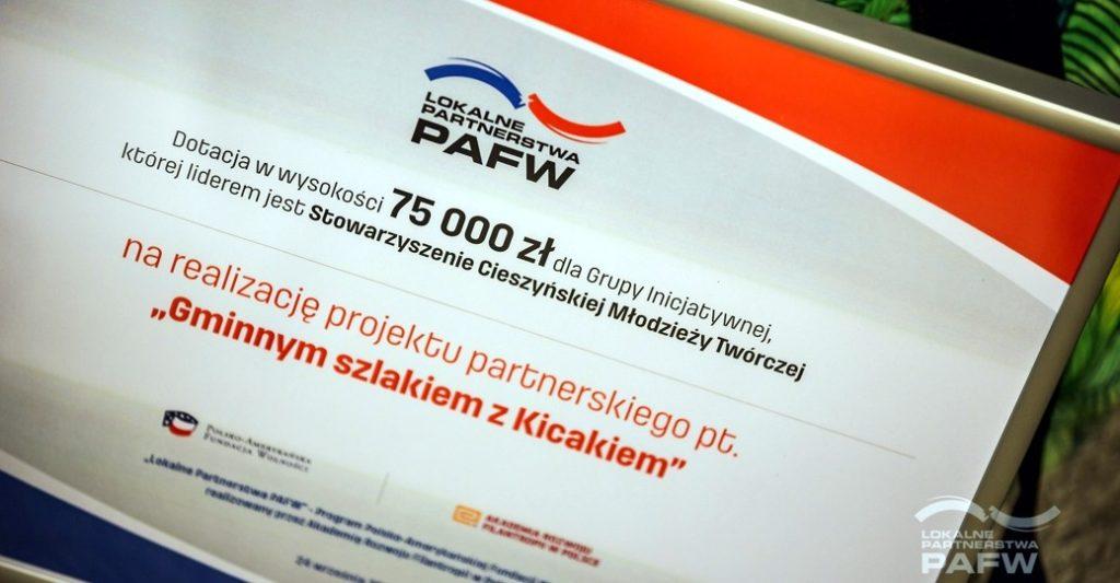 """Inauguracja VI edycji """"Lokalnych Partnerstw PAFW"""""""