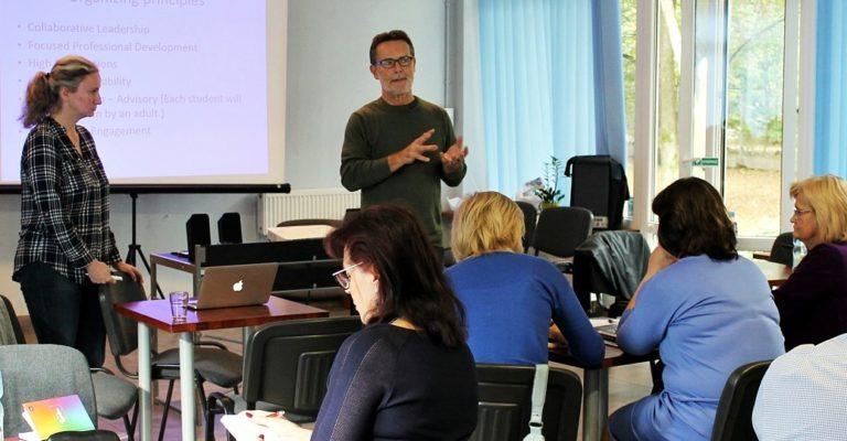 Polsko-Amerykańska Akademia Dyrektorów 2018