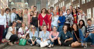 """""""Study Tours to Poland"""" – wiosenne wizyty studentów"""