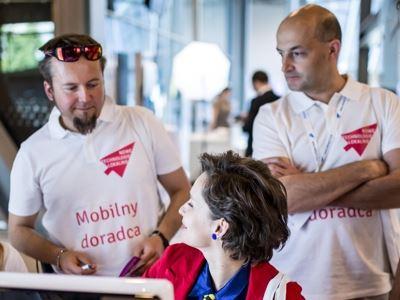 Mobilni Doradcy ICT dla NGOs