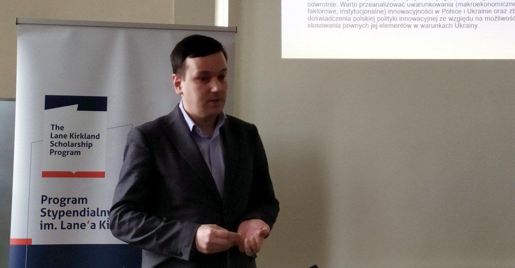 Warszawa gościła stypendystów Programu Kirklanda