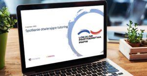Tutoring dla Grup Inicjatywnych rozpoczęty