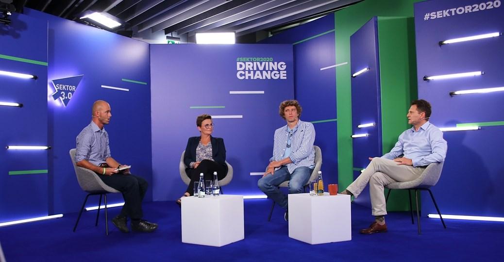 Festiwal Sektor 3.0 Driving Change Online za nami