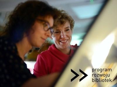 4 runda Programu Rozwoju Bibliotek