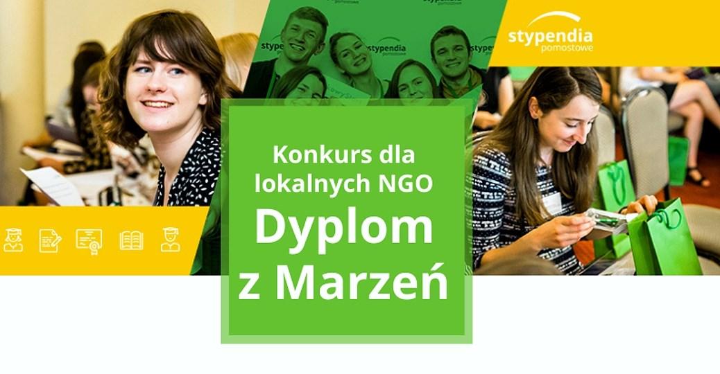 Daj szansę na Dyplom z Marzeń! Weź udział w konkursie