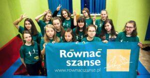 "Konkurs na Fora Lokalne ""Równać Szanse"""