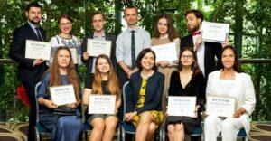 Tegoroczni Kirklandyści otrzymali dyplomy